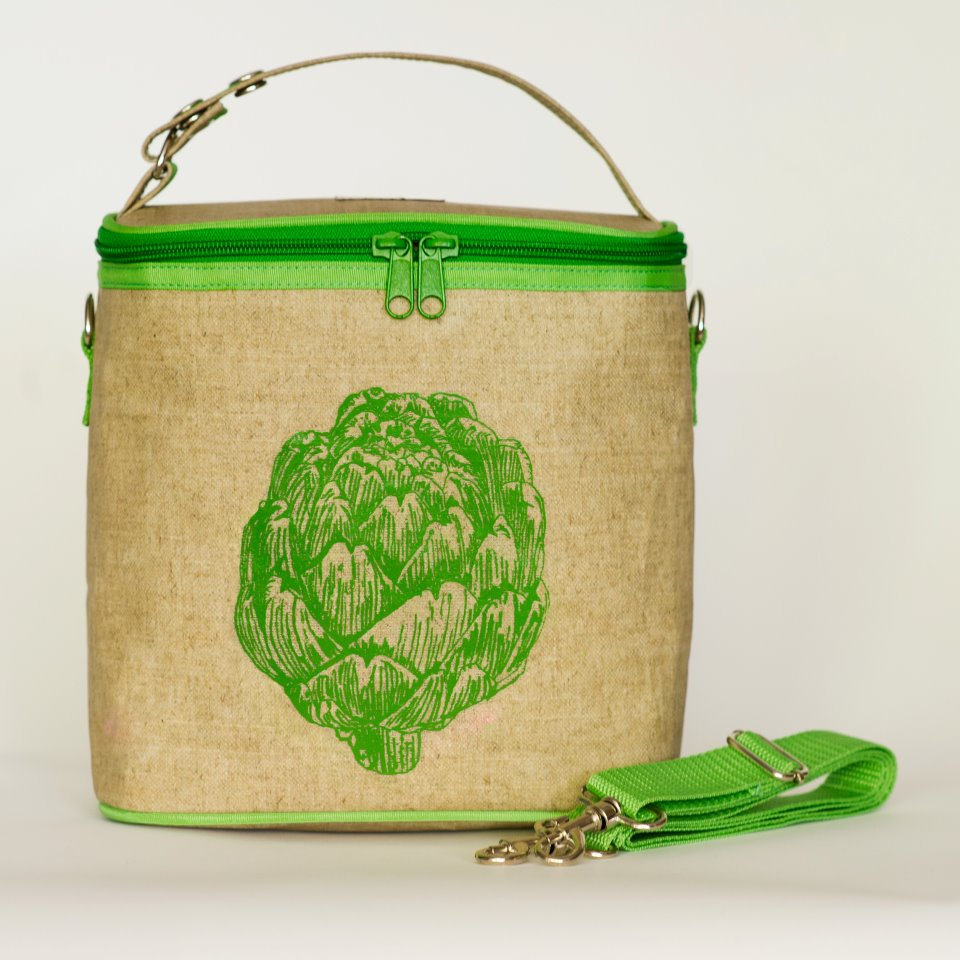artichoke lunch bag